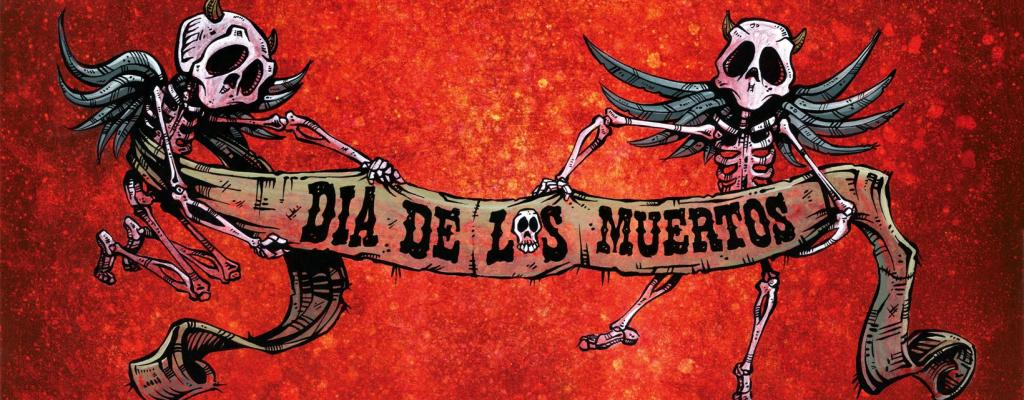 """Dia de Los Muertos"" by David Lozeau. Courtesy of the artist."