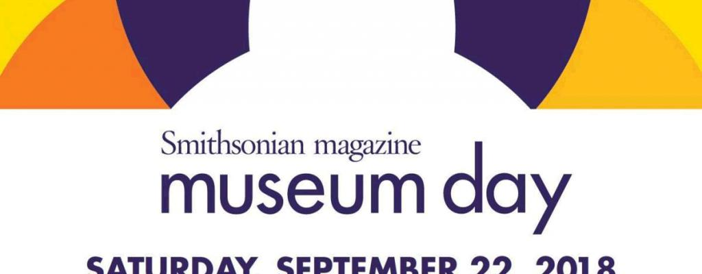 Smithsonian Magazine Museum Day graphic