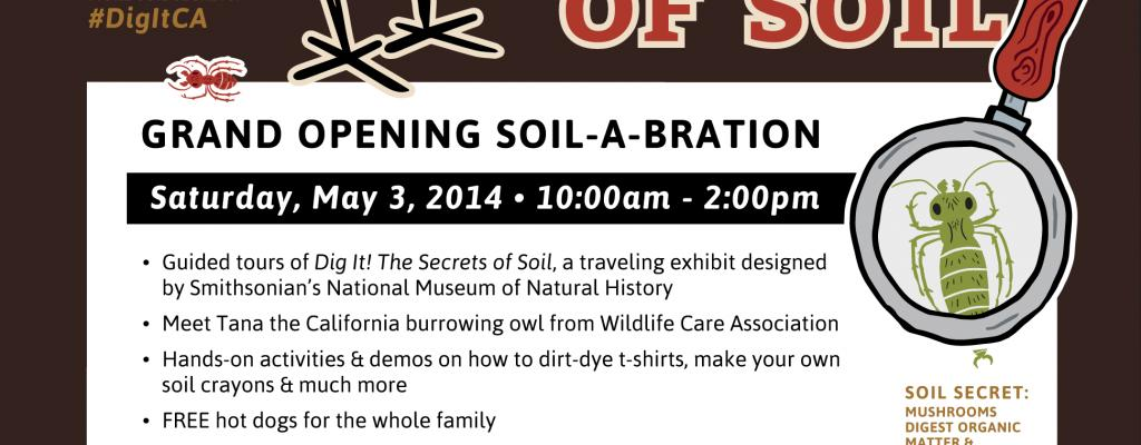 Image of Dig It! Grand Opening Soil-A-Bration