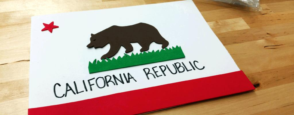 Bear flag kit © 2016 California Museum. All rights reserved.