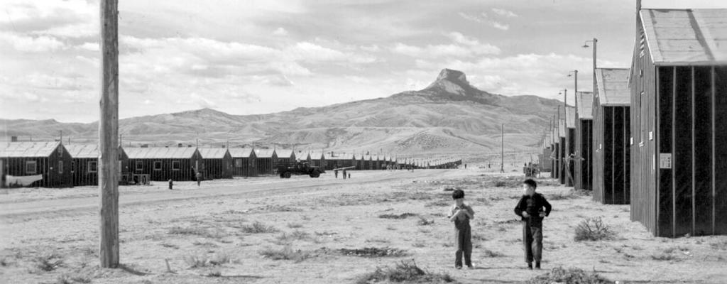 Image of Uprooted: Japanese Americans During WWII