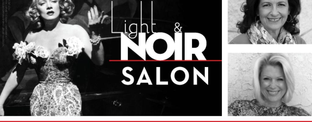 Light & Noir Salon graphic