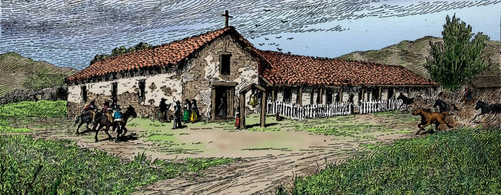 Image of California Missions