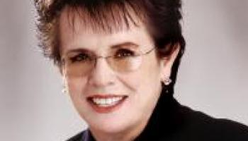 Image of Billie Jean King