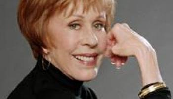 Image of Carol Burnett