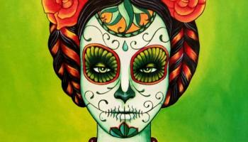 Image of Day of the Dead: Art of Día de los Muertos