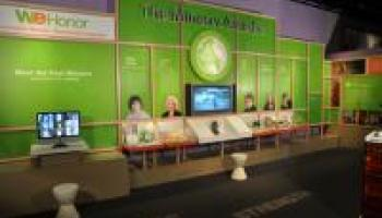 Image of Minerva Award Exhibit