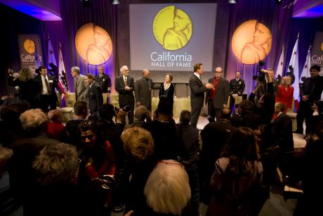 California Hall of Fame Induction Ceremony