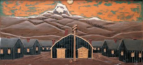 Image of The Art of Gaman: Arts & Crafts from the Japanese American Internment Camps, 1942-1946