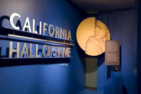 The Museum is also home of the official California Hall of Fame, which began in 2006 as an official award from the Governor of California and an annual gala for the nonprofit institution. © 2015 California Museum. All rights reserved.