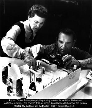 """Image of """"Eames: The Architect and The Painter"""" Press Images"""
