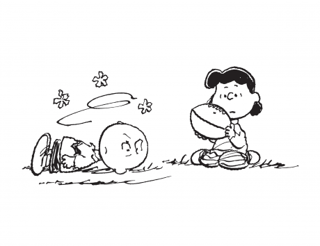 Courtesy of Charles M. Schulz Museum.