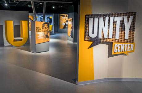 Unity Center entrance photo
