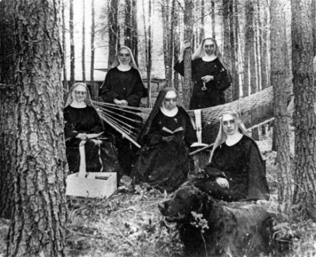 "Image of ""Women and Spirit: Catholic Sisters In America"""