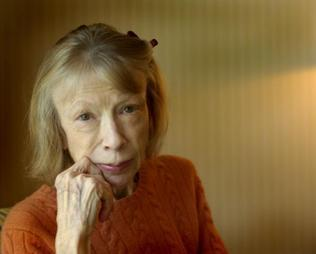 Image of Sacramento native daughter Joan Didion is a part of all of us