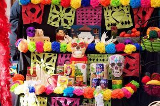 Image of Dia de los Muertos celebrations abound in Sacramento area