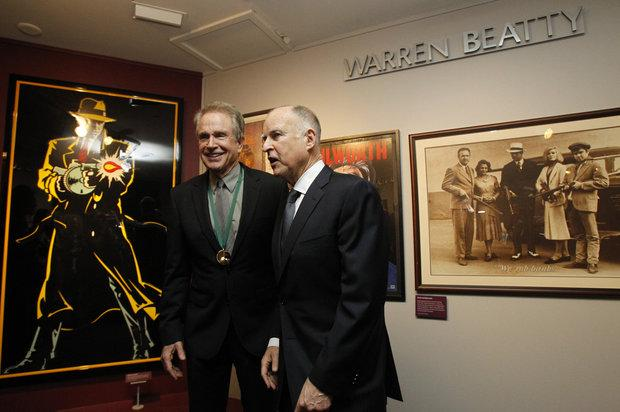 Image of Capitol Alert: Jerry Brown talks Warren Beatty and California's 'many personalities'