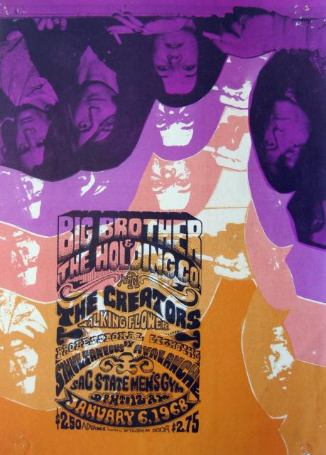 Image of Central Valley Turns On: Psychedelic Poster Art, 1965-1975