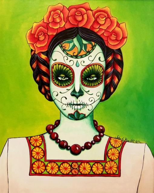 Image of Day of the Dead: Art of Día de los Muertos 2013