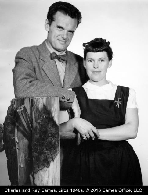 Image of Charles and Ray Eames
