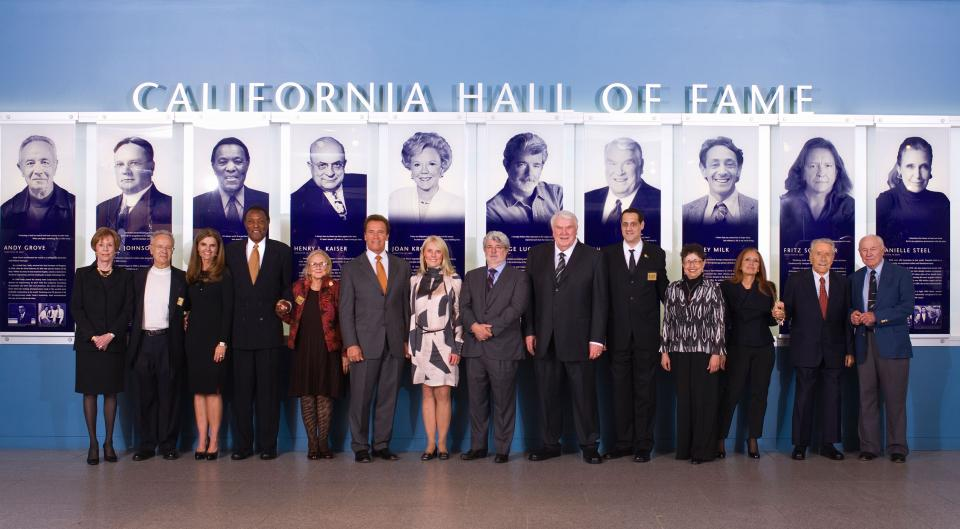 Image of 4th Annual California Hall of Fame