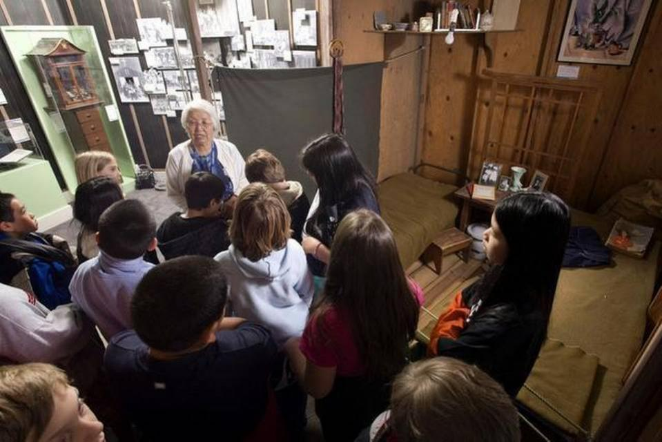 Image of Joanne Iritani taught thousands of children about Japanese internment