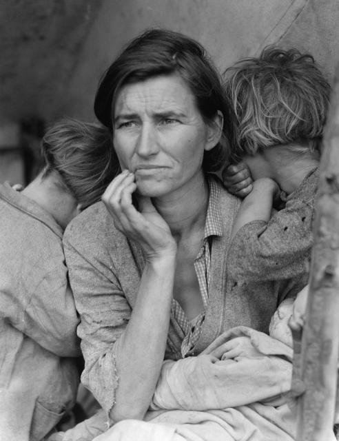 "Image of ""The Dust Bowl,"" a film by Ken Burns"