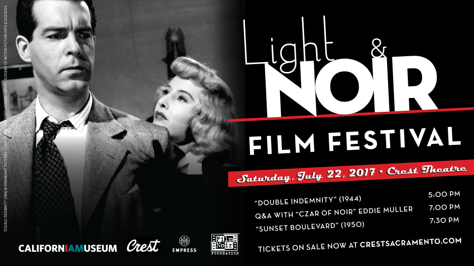 Light & Noir Film Festival graphic
