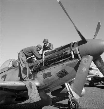 Image of Tuskegee Airmen: Journey to Flight