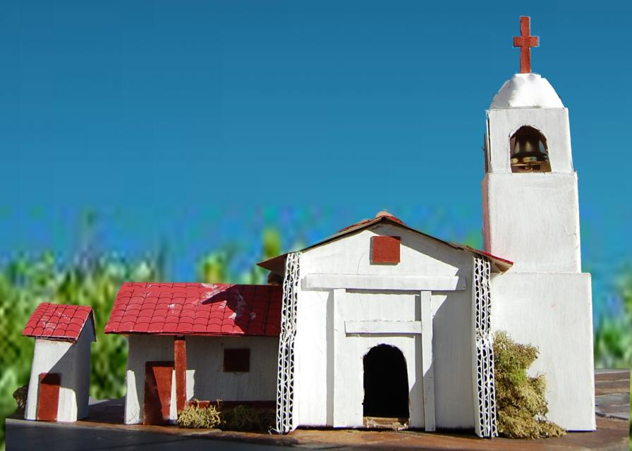 Image of California Missions Workshop