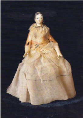 Image of Patty Reed's Doll