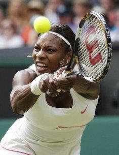 Image of Serena Williams will raise a racquet in Sacramento