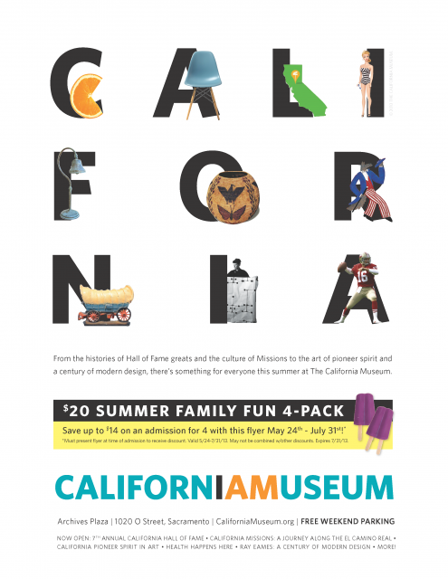 Image of $20 Summer Family Fun 4-Pack
