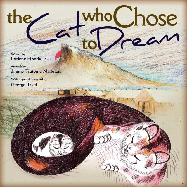 Image of The Cat Who Chose To Dream Press Images