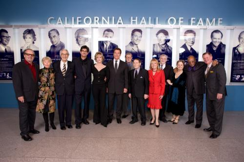 California Hall of Fame 2008 Inductees
