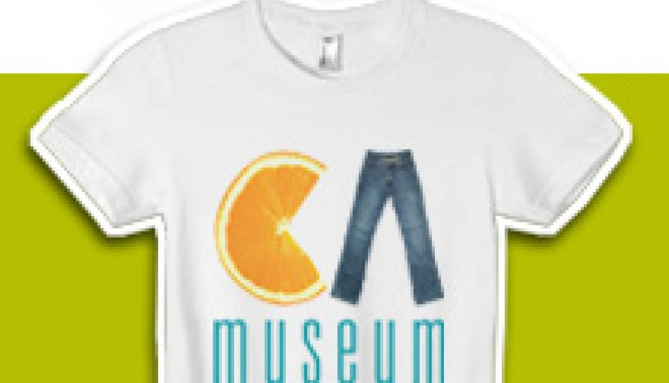 Image of CA Museum Icons Tee