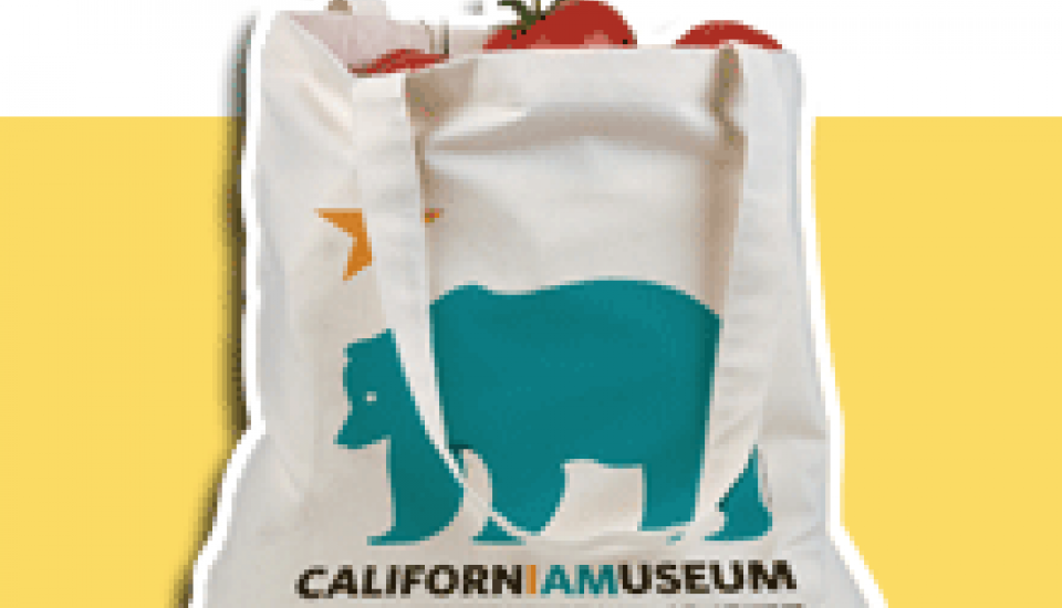 Image of CA Museum Tote