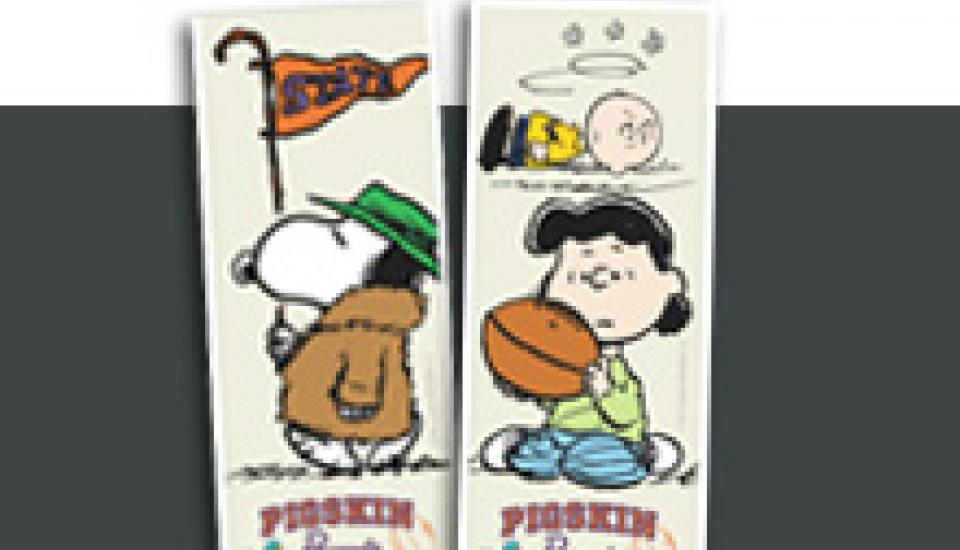 Image of Peanuts Banner