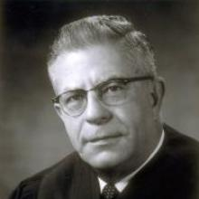 Image of Justice Roger Traynor