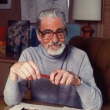 "Image of Theodor ""Dr. Seuss"" Geisel"