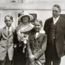 Image of Hearst Family