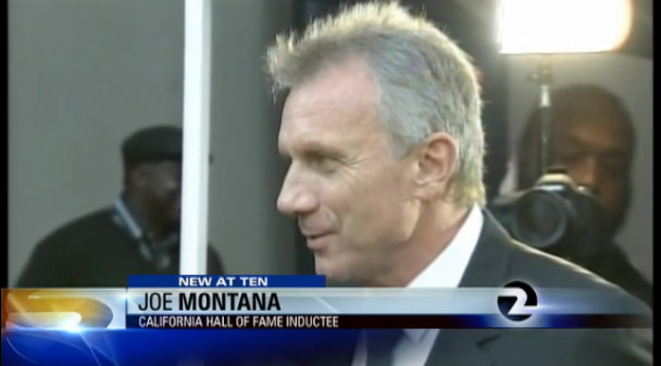 Joe Montana interview