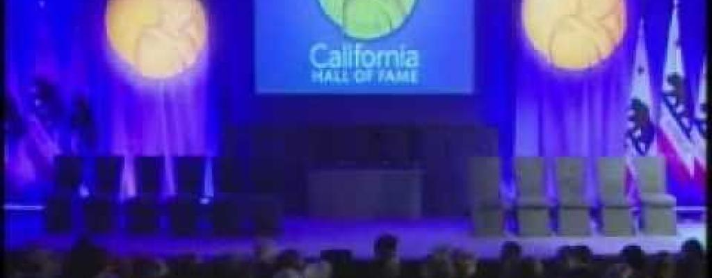 4th Annual California Hall of Fame