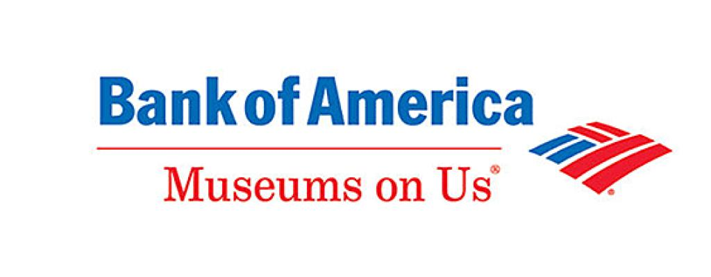 Bank of America Museums on Us® graphic