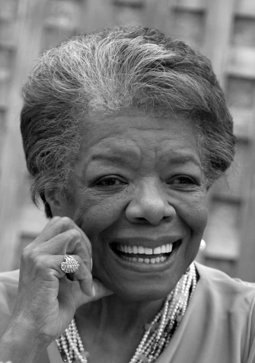 Dr. Maya Angelou - California Museum