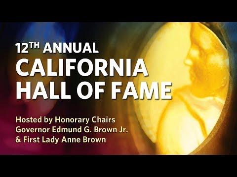12th Annual California Hall of Fame