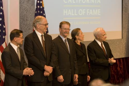 Image of 1st Annual California Hall of Fame