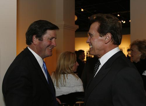 The Governor and Lt. Governor