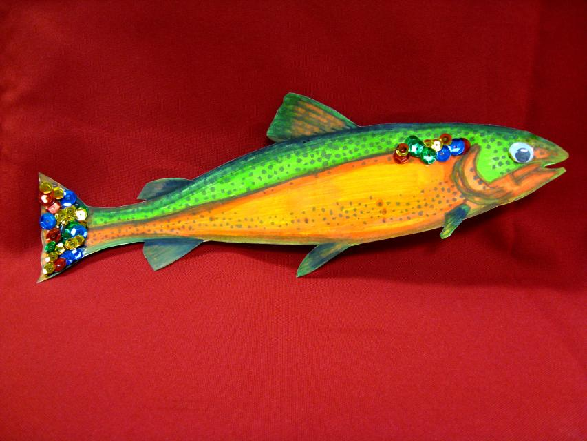 Image of Paper Trout