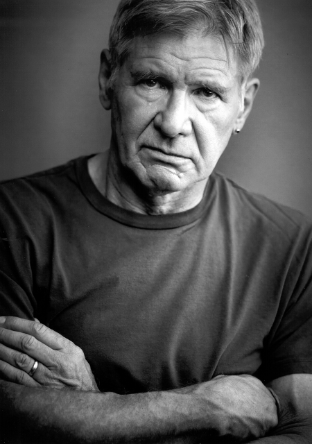 Photo by Timothy White. Courtesy of Harrison Ford.